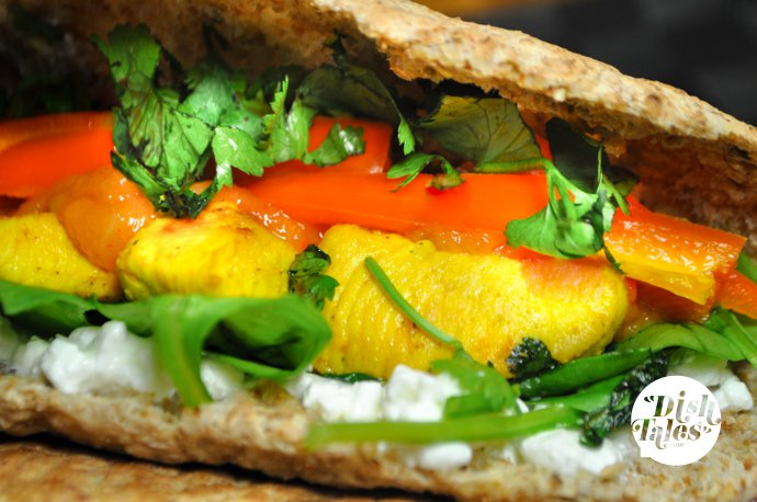 Indian Chicken Sandwich Blog Post Image (2 of 4)