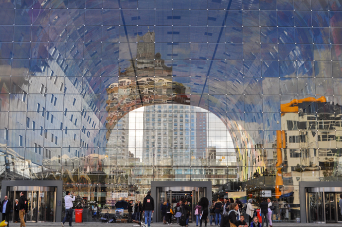 Markthal Rotterdam Blog Post Images (1 of 36)
