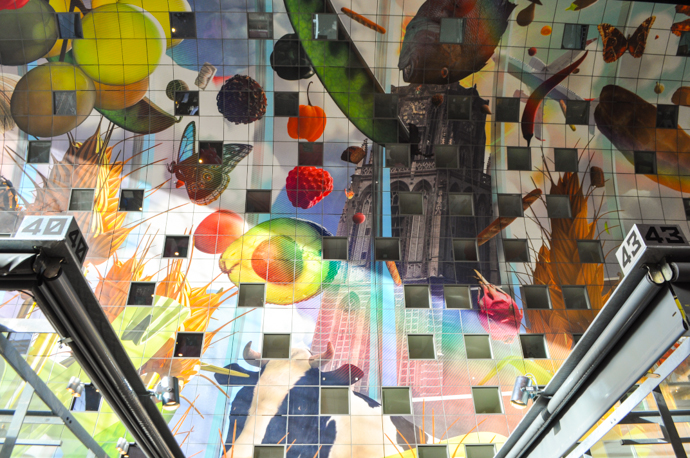 Markthal Rotterdam Blog Post Images (14 of 36)