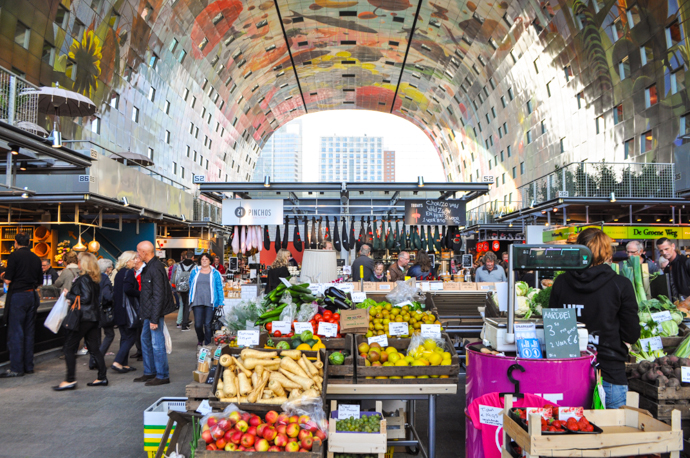 Markthal Rotterdam Blog Post Images (2 of 36)