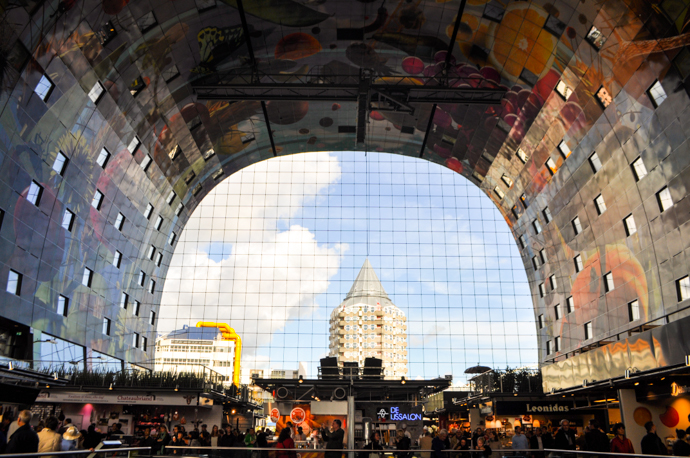 Markthal Rotterdam Blog Post Images (9 of 36)